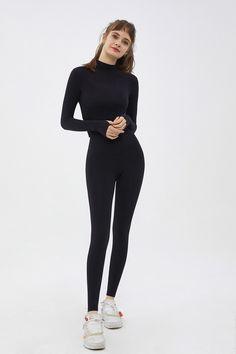 안다르 에어코튼 피치 시리 블랙 - 안다르 Female Pose Reference, Pose Reference Photo, Body Reference, Drawing Reference Poses, Drawing Tips, Fashion Model Poses, Figure Poses, Poses References, Character Poses