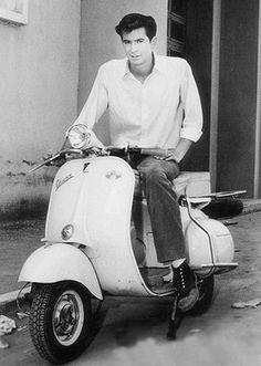 Anthony Perkins ride