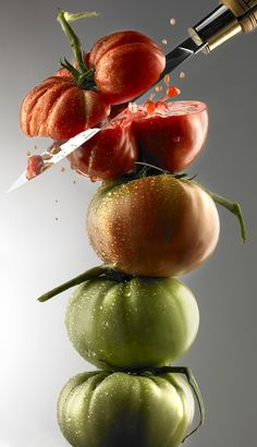 Créations et photographie culinaire                                                                                                                                                                                 Plus Food Photography Styling, Food Styling, Fruit Photography, Fruit And Veg, Fruits And Veggies, Food Texture, Edible Food, Foodblogger, Culinary Arts