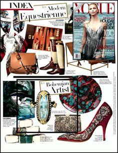 Vogue, December 2011