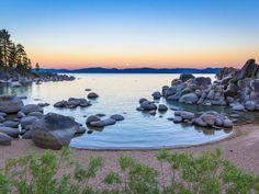 24 hours in Lake Tahoe