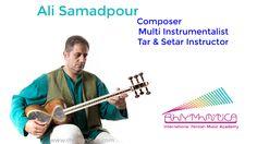 Ali Samadpour, Tar & Setar instructor