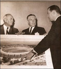 Tug Wilson '20 (left): Member of United Stated Olympic Track and Field team in 1920; president of the United States Olympic Committee from 1953 to 1965