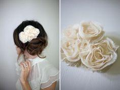 or wedding hair