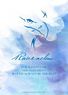 Ravenclaw ♥