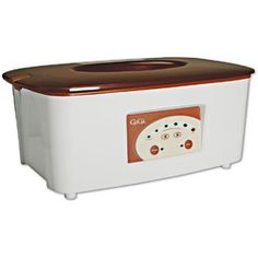 Paraffin - - Each - The GiGi Digital Paraffin Bath is a perfect way to offer your clients specialty treatments that take only a few minutes of your time, while leaving them feeling pampered and relaxed. Paraffin Bath, Salon Furniture, Wax Warmer, Digital
