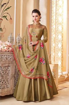 Shop Online through the Handpicked Collection of Wedding Lehengas, Embroidered Sarees, Floor Length Anarkali Suits, Bridal Lehenga Choli, Salwar Kameez and Indian Ethnic dresses Online Shopping at Trendy BIBA