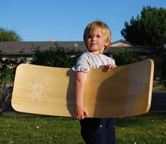 "curvy board...what a great open ended ""toy"""