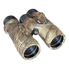Trophy Binoculars - 10x42mm, Realtree Xtra, Roof Prism