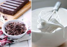 Chocolate & cream...
