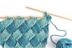 DIY Rope Basket Tutorial - Life Sew Savory Knitting Blogs, Knitting Kits, Knitting Needles, Hand Crochet, Crochet Hooks, Knit Crochet, Learn How To Knit, Learn To Crochet, Knitting Machine Patterns