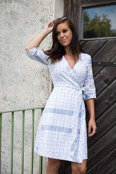 Kuchl Kouture Wickelkleid Palla Vienna Vienna, Wrap Dress, Dresses, Fashion, Kleding, Nice Asses, Vestidos, Moda, Fashion Styles