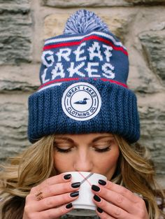 Introducing our brand new Winter Knit stocking cap. Made in Minnesota, this might be our coziest product yet.