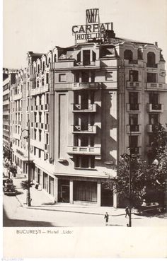 Hotel Lido, 1930 Pearl River, Bucharest Romania, Modernism, Time Travel, Buildings, Anna, Hotels, Memories, Times