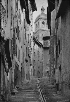Briancon, France, 1920s