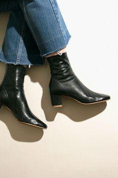 By Far - Black Sofia Boot   BONA DRAG