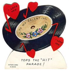 I heart vintage valentines!