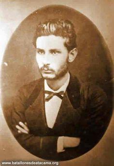 Rafael Segundo Torreblanca Dolarea. Poeta, ingeniero y soldado, murió a los 26 años en acto heroico en la Batalla de Alto Alianza, Tacna, Perú. Nació en Copiapó el 6 de marzo de 1854, en el seno de un hogar minero. En los pocos años de juventud trabajó arduamente en su profesión de ingeniero, laborando en Nantoco, Tierra Amarilla, en el sur del Perú y en Salta, Argentina.