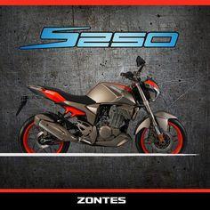Motosiklet tutkusuyla yaşayanlara; #Zontes S250 www.zontes.com.tr
