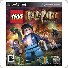 PS3 Lego Harry Potter Years 5-7 R$89.90