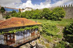 A Porto, la nature est omniprésente, par son fleuve Douro, ses parcs, ses espaces laissés à l'abandon et même une réserve naturelle !