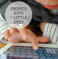 Phonics Apps for Mobile Moms #apps #kids #phonics #alphabet #school