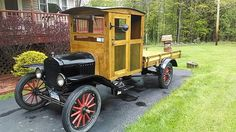 1919 Ford Model TT Classic Ford For Sale in Stamford, NY A00001 | Want Ad Digest Classified Ads