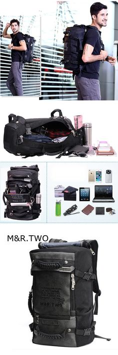 Hey man,You need a large Capacity bag.Only $42.91,you can get this nice bag from Newchic.