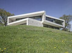 Privathaus Maur by Wild Bär Heule Architekten AG