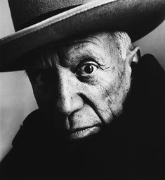 Extraordinary Black And White Portraits Of Celebrities Taken By Irving Penn