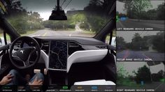 Tesla self-driving demo shows you what the car sees - Sure Tesla's first demo of full self-driving features was intriguing. But did you wonder what it was like from the car's point of view? You're about to find out. Tesla has posted another demo video that shows what an autonomous EV sees as it navigates local roads.