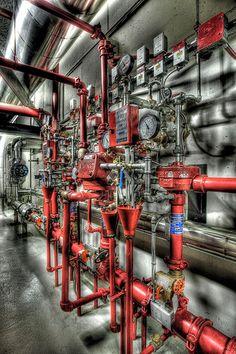 X7 VGH Energy Centre, Sprinkler Array JL_HDR2
