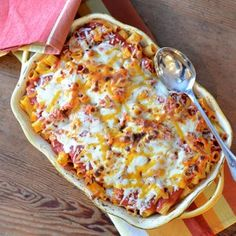 Baked Pasta - Feed Your Soul Too
