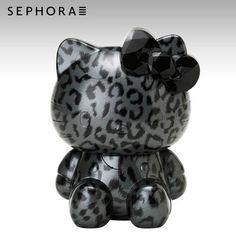 Hello Kitty × SEPHORA cosmetics brush set (Cheetah) SANRIO Japan