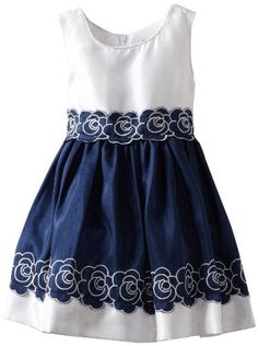Sweet Heart Rose Girls 2-6X Nautical Special Occasion Dress, Navy/White, 2 Sweet Heart Rose,http://www.amazon.com/dp/B009NR3VY8/ref=cm_sw_r_pi_dp_ZEr7rb0JF8G8ZKP2