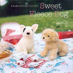 Master SINCO Collection 02  Sweet Fleece Dog  by MeMeCraftwork, $36.00
