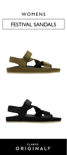 906558ab05a3 Get ready for festival season with the Ranger Sport sandal from Clarks.  This leather shoe