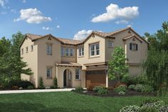 Toll Brothers homes available in 2014. Parkview | Zion - The Santa Barbara at Baker Ranch in Lake Forest, CA.