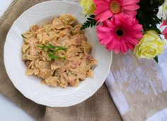 Creamy Tomato Bow Tie Pasta On the table in 30 minutes!