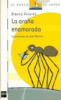 Blog de los niños. La araña enamorada.