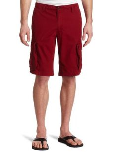 Dockers Mens Tricked Out D2 Straight Fit Cargo Short