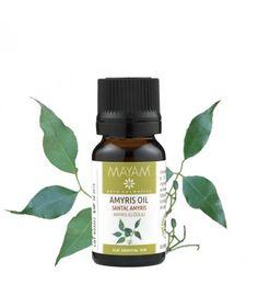 Santal Amyris ulei esenţial pur (amyris balsamifera) 10 ml