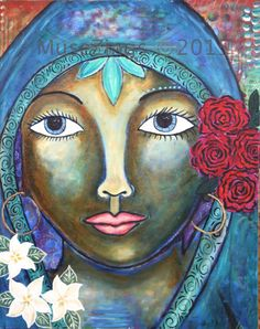Divine Feminine Print-Jasmine