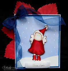 Magnolia winter christmas Hat Tilda Winter Christmas, Christmas Ornaments, Scrapbooking, Magnolia, Holiday Decor, Cards, Christmas Jewelry, Magnolias, Scrapbooks