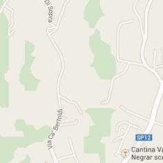 mappa interattiva realizzata con google maps