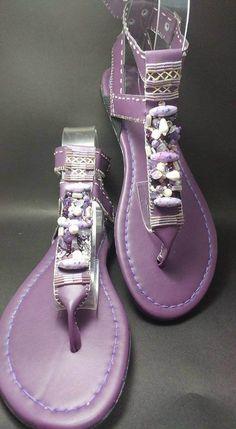 20+ Best Elegant Purple Sandals ideas