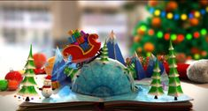i will do awesome Christmas pop-up book/card video intro with your text and logo link-https://goo.gl/qnLGxS #christmasvideo #newyearvideo intro #fiverr #merrychristmas