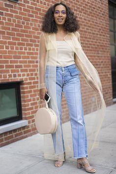 Fashion Week de New York, Jour 2