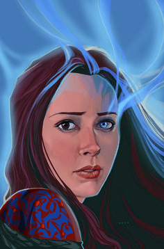 Fred / Illyria by Phil Noto
