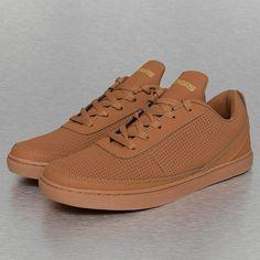 Dangerous DNGRS / Sneakers Perforated in brown